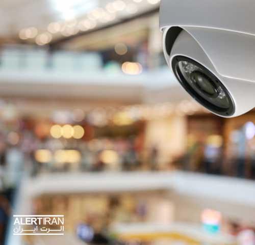 دوربین مداربسته مناسب اماکن تجاری و کارخانه
