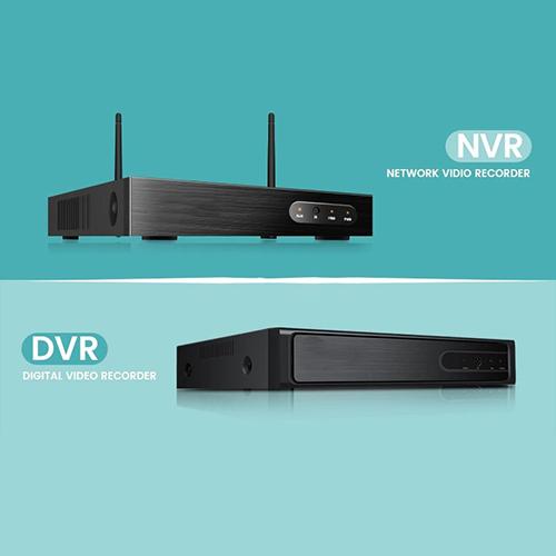 آموزش نصب دستگاه NVR و DVR